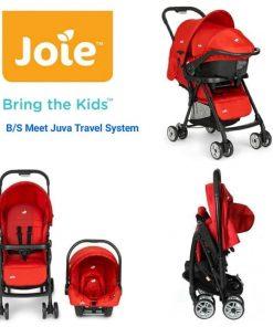 Stroller Joie Juva Travelsystem