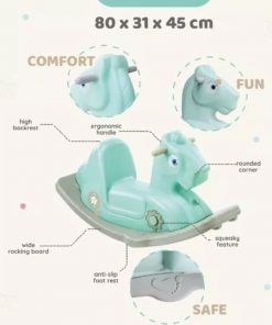 Baby Activities iBebe Carousel Mint
