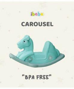 Baby Activities iBebe Carousel Mint