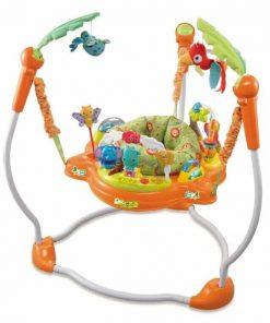 Baby Jumper Babyelle Jungle Baby Jumperoo – Orange