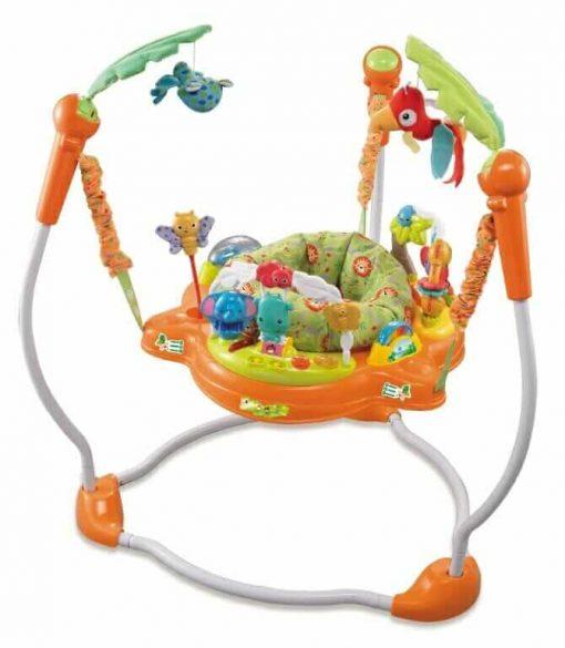 Baby Activities Babyelle Jungle Baby Jumperoo – Orange