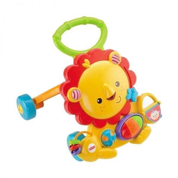 Baby Activities Fisher Price Musical Lion Walker