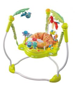 Baby Jumper Babyelle Jungle Baby Jumperoo – Green