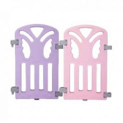 Baby Fence Panel Tambahan Coby Haus Fence Butterfly (2 panel)