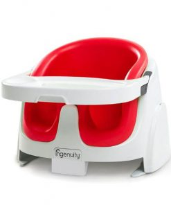 Kursi Makan Ingenuity Baby Base 2in1 Booster Seat – Red