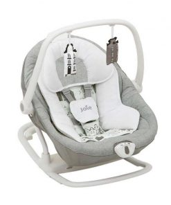 Baby Bouncer JOIE Meet Sansa 2in1 Petite City