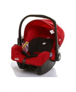 Carseat Joie Meet Juva Red Car Seat