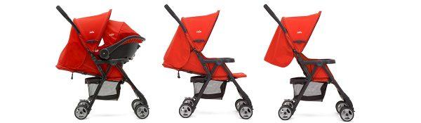 Stroller Joie Juva Travelsystem Stroller
