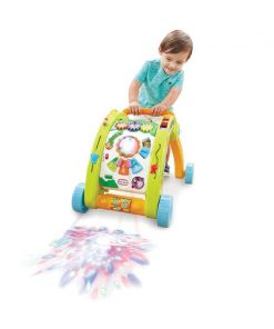 Push Walker Little Tikes 3in1 Light N Go Activity Walker