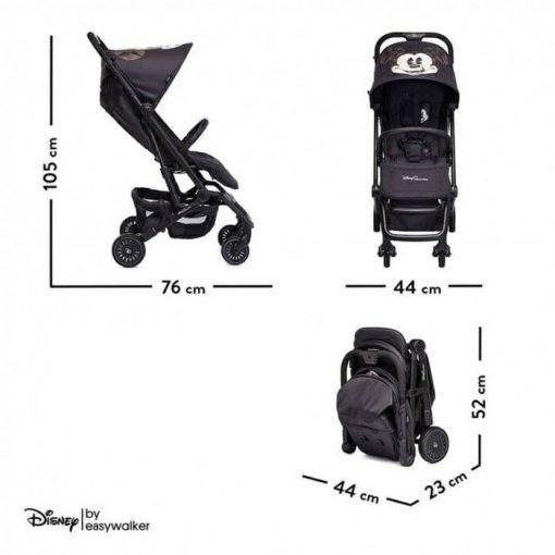 Stroller Easywalker Disney XS Mickey Diamond
