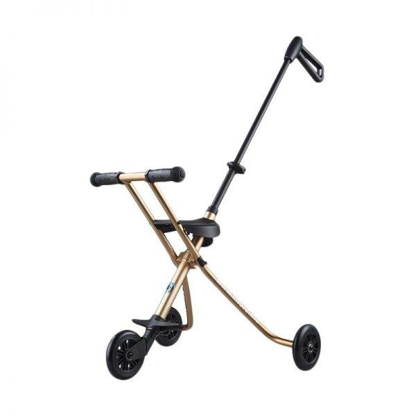 Stroller Micro Trike Gold Deluxe