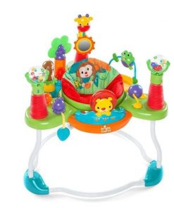 Baby Activities Bright Starts Smiling Safari Jumperoo