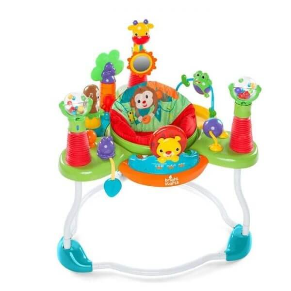 Baby Jumper Bright Starts Smiling Safari Jumperoo