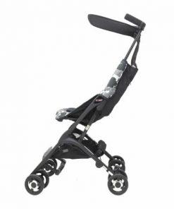 Stroller Pockit Coco Latte CL 839 Bebe Apes Abu-abu