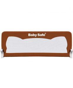 Bedrail Bedrail Babysafe Brown 150cm