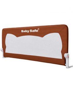 Bedrail Bedrail Babysafe Brown 200cm