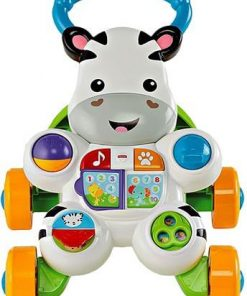 Baby Activities Fisher Price Musical – Zebra Walker