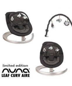 Baby Bouncer Nuna Leaf Curv – SUITED COLLECTION (Tanpa Toybar)