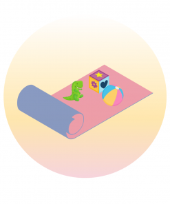 Bumperbed & Playmat