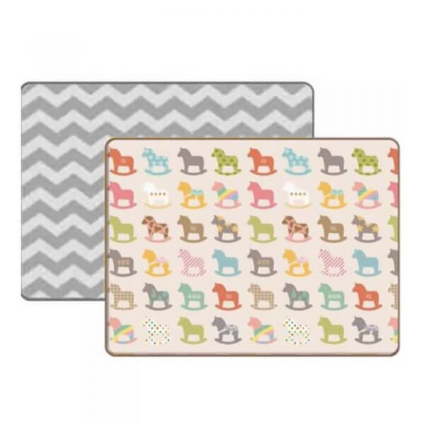 Bumperbed & Playmat Coby Haus Playmat PE – Wooden Pony
