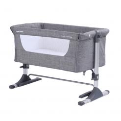 Box Bayi Babydoes 165BP Mini Bed – Grey