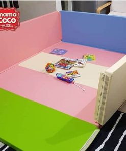 Bumperbed & Playmat Mamacoco Bumpermat – Gummy