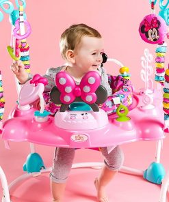Baby Activities Bright Starts Jumperoo Minnie Mouse Peekaboo Activity Jumper