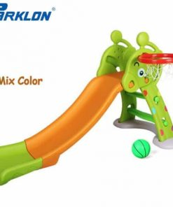 Baby Activities Parklon Fun Slide – Green Orange