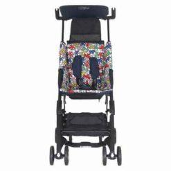 sewa stroller pockit keith haring