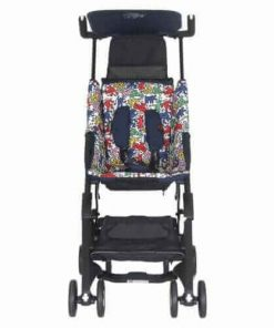 Stroller Pockit 842 Keith Haring – Colorful