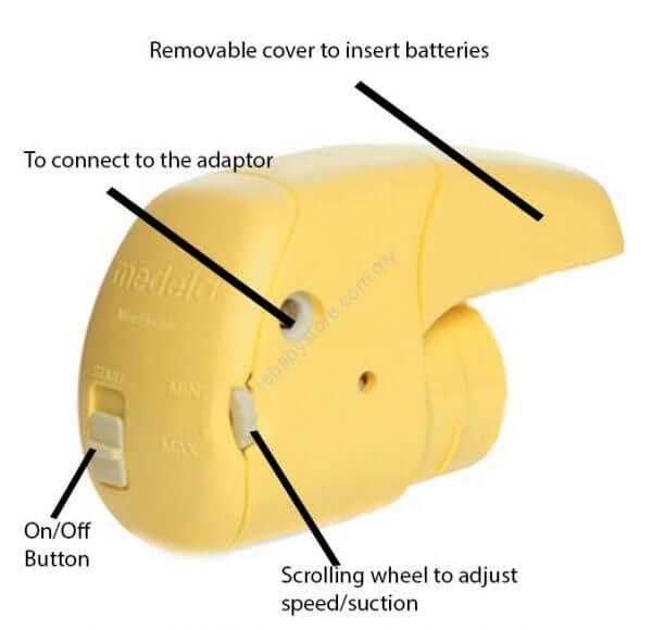 Pompa Asi Medela Mini Electric