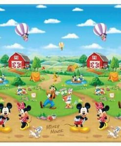 Bumperbed & Playmat Coby Haus Playmat PE – Disney Classic