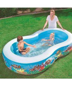 Baby Activities Kolam Renang Karet Bestway – Nemo
