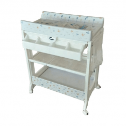 Bak Mandi dan Baby Tafel Pliko Baby Tafel Change Table Bathtub – Sailing Bear
