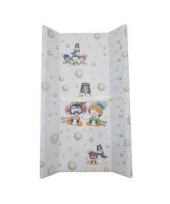 Bak Mandi dan Baby Tafel Pliko Baby Tafel Change Table Bathtub – Pinguin And Snowman