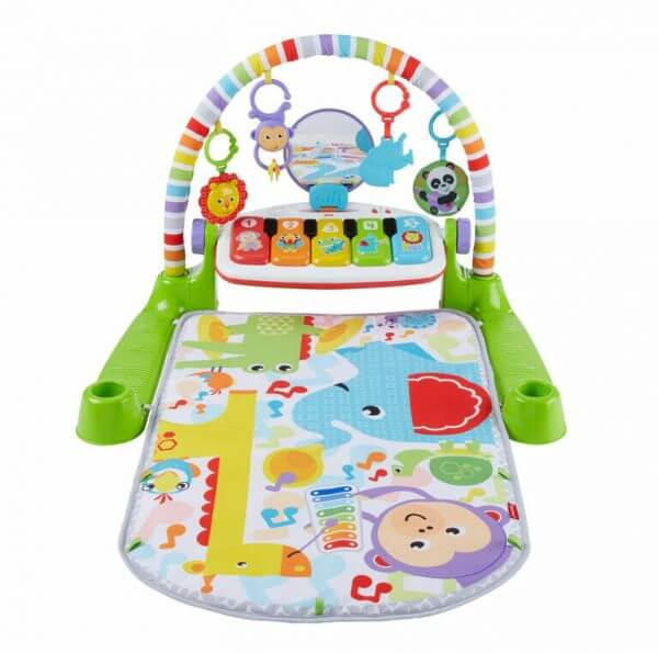 Baby Activities Fisher-Price Deluxe Kick & Play Piano Gym