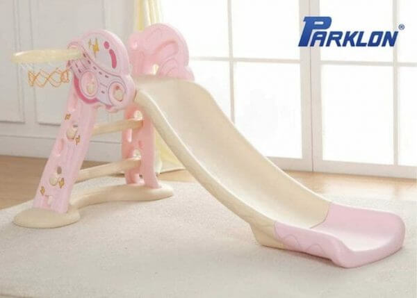 Baby Activities Parklon Fun Slide – Pink