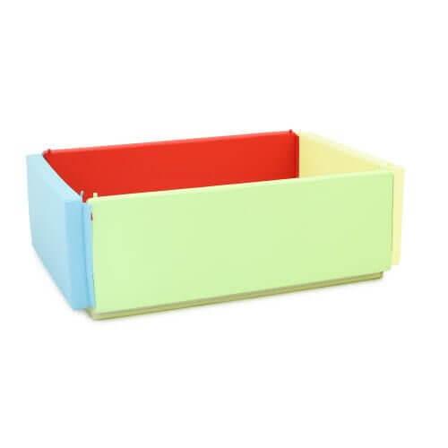 Bumperbed & Playmat Lumba Playmat – Rainbow