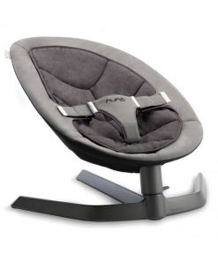 Baby Bouncer Nuna Leaf – Cinder Grey