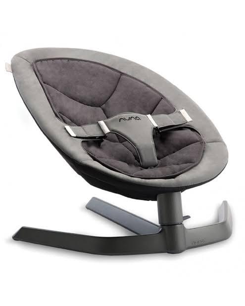 Baby Bouncer Nuna Leaf – Cinder Grey