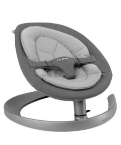 Baby Bouncer Nuna Leaf Curv Granite 2019