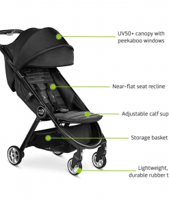 Stroller Baby Jogger City Tour 2 – Jet