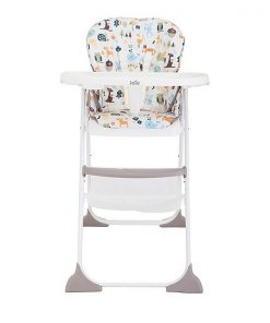 Kursi Makan Joie Mimzy Snacker High Chair – Alphabet