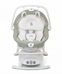 Baby Bouncer JOIE Meet Sansa 2in1 Rocker – Wild Island