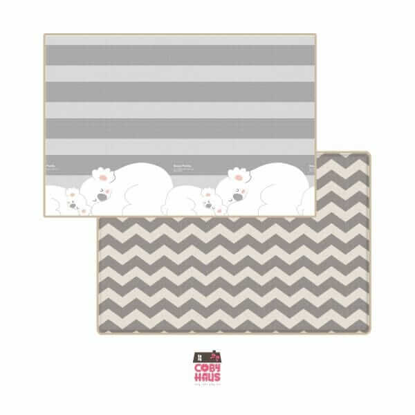 Bumperbed & Playmat Coby Haus Playmat  – Pure Living Koala Family