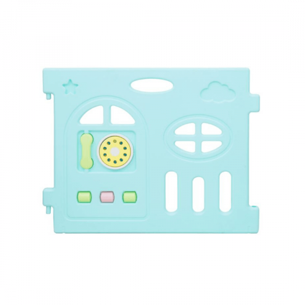 Bumperbed & Playmat Lumba Play Fence Aeroplane 8+2 with Playmat