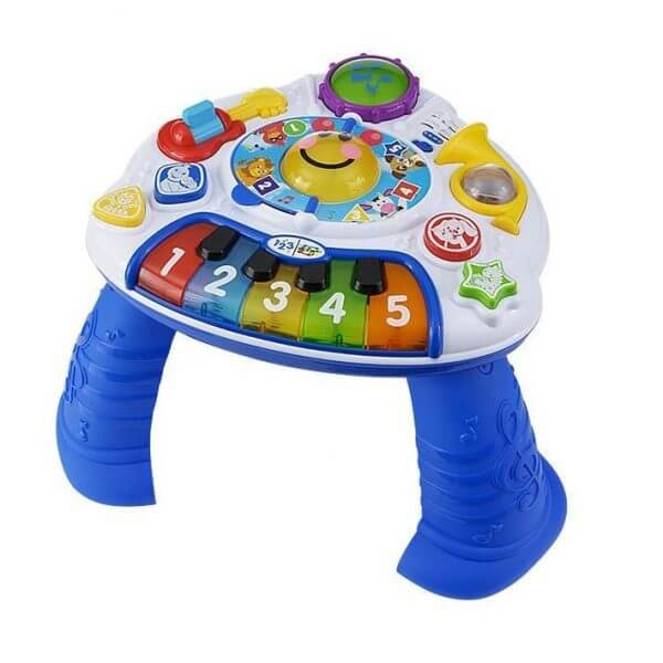 Baby Activities Baby Einstein Discovering Music Activity Table