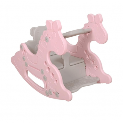 Baby Activities Coby Haus Lolly Gummy Rocking Horse-Pink