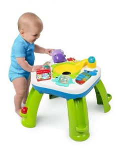 Baby Activities Bright Starts Get Rollin Activity Table