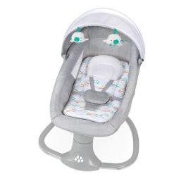 Baby Bouncer Cocolatte Weeler Snuggli Swing – Light Grey